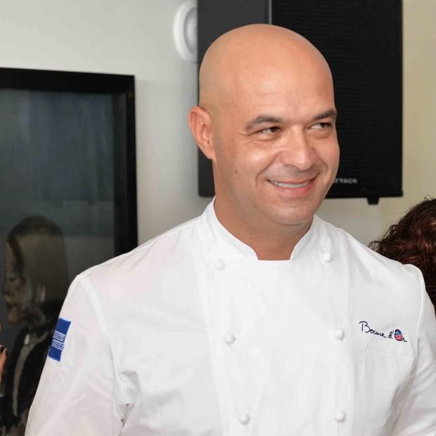 Jerôme Bocuse - chef veio ao Rio participar de encontro do Sirha (Foto: Ari Kaye)