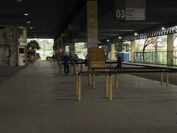 Estação Pirajá (Foto: Reprodução/TV Bahia)