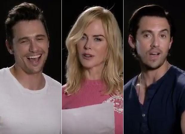 James Franco, Nicole Kidman e Milo Ventimiglia  (Foto: Reprodução)