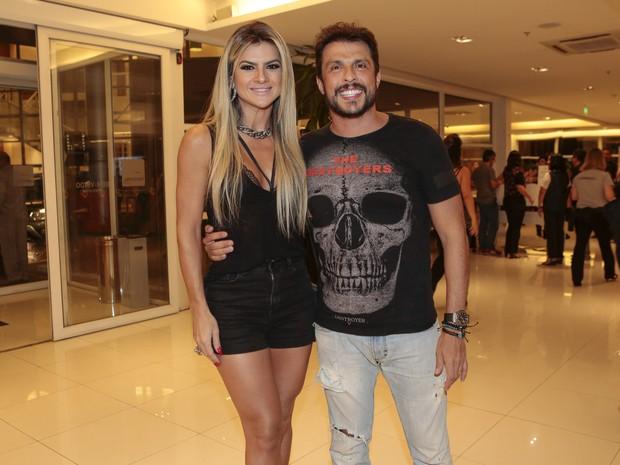 Mirella Santos e Ceara (Foto: Rafael Cusato/Brazil News)