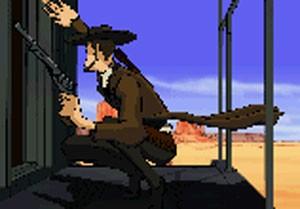 Cena de 'Outlaws' (Foto: Divulgação/LucasArts)