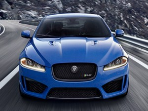 Jaguar XFR S (Foto: Divulgação)