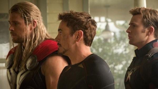 Os Vingadores do Universo Cinematográfico Marvel (Foto: Reprodução)