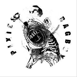 Capa de 'Bagboy', novo single do Pixies (Foto: Divulgação)