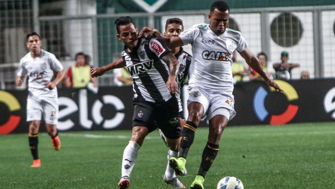Atlético-MG; Giovanni Augusto (Foto: Bruno Cantini/CAM)