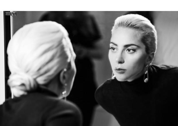 Lady Gaga é o novo rosto da Tiffany (Foto: Reprodução )