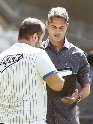 Rodrigo Santana; URT; Treinador; Patos de Minas (Foto: Alê Vianna)
