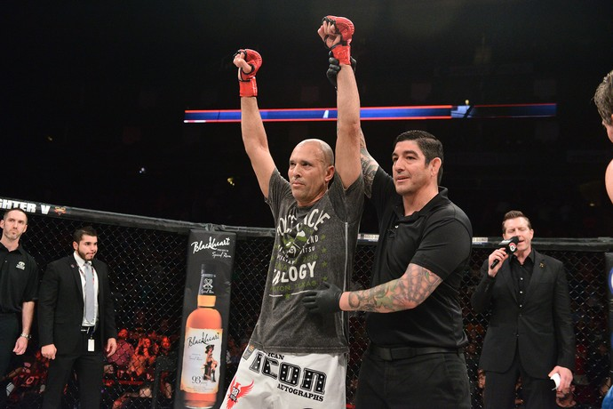 Royce Gracie; Bellator 149 (Foto: Divulgação Bellator MMA)