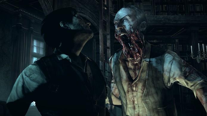 Alguns inimigos de The Evil Within serão invencíveis e causarão muita tensão (Foto: vg247.com)