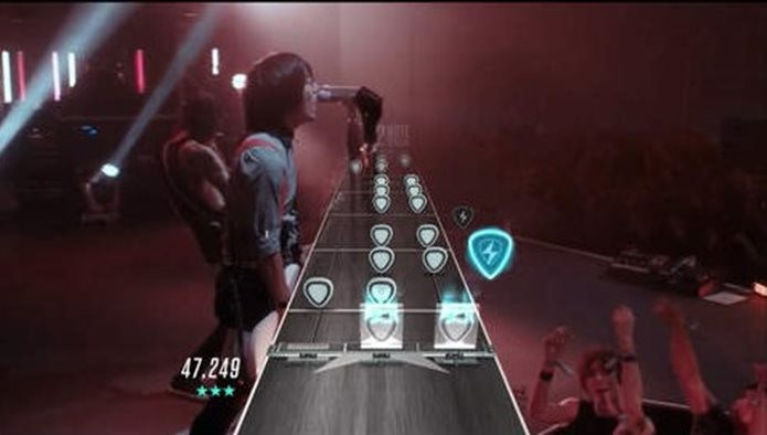 Guitar Hero Live chega ao iPhone e iPad com a mesma qualidade de consoles como PS4, Xbox One e Wii U (Foto: Divulgação / Activision)