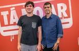 Marcelo Adnet e Marcius Melhem no 'Divã do Faustão'! Mande seu vídeo com pergunta para a dupla