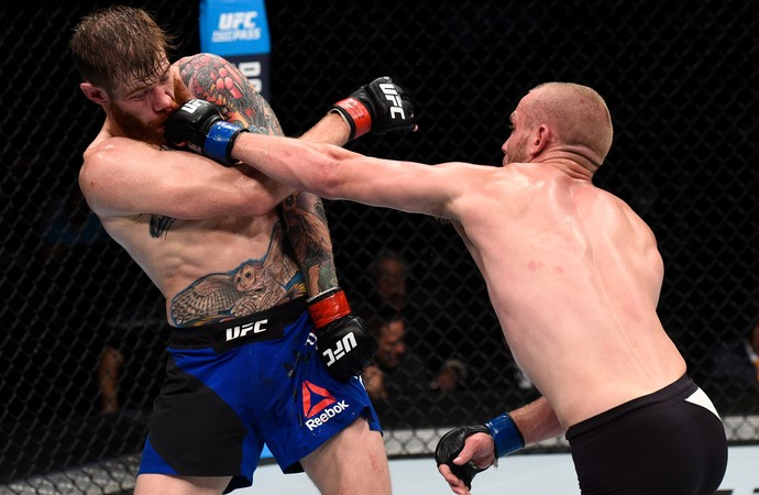 Darrell Horcher UFC Oklahoma (Foto: Getty Images)