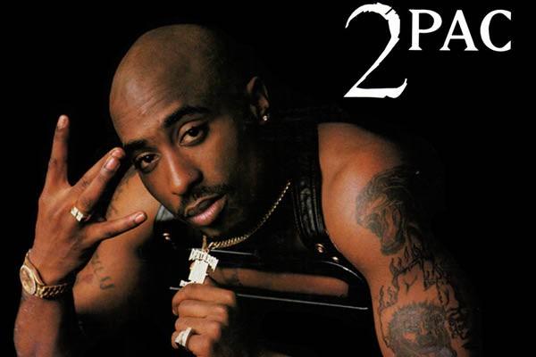 Tupac Shakur (Foto: Reprodução)