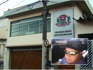 Motoboy Márcio José Pascoal foi morto a pauladas durante entrega em São Carlos (Foto: Reprodução/EPTV)