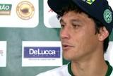"""Silas destaca camisa do Guarani, mas avisa colegas: """"Se não colocar raça..."""""""