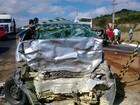 Casal que morreu em acidente estava de férias; filhos estão em hospitais