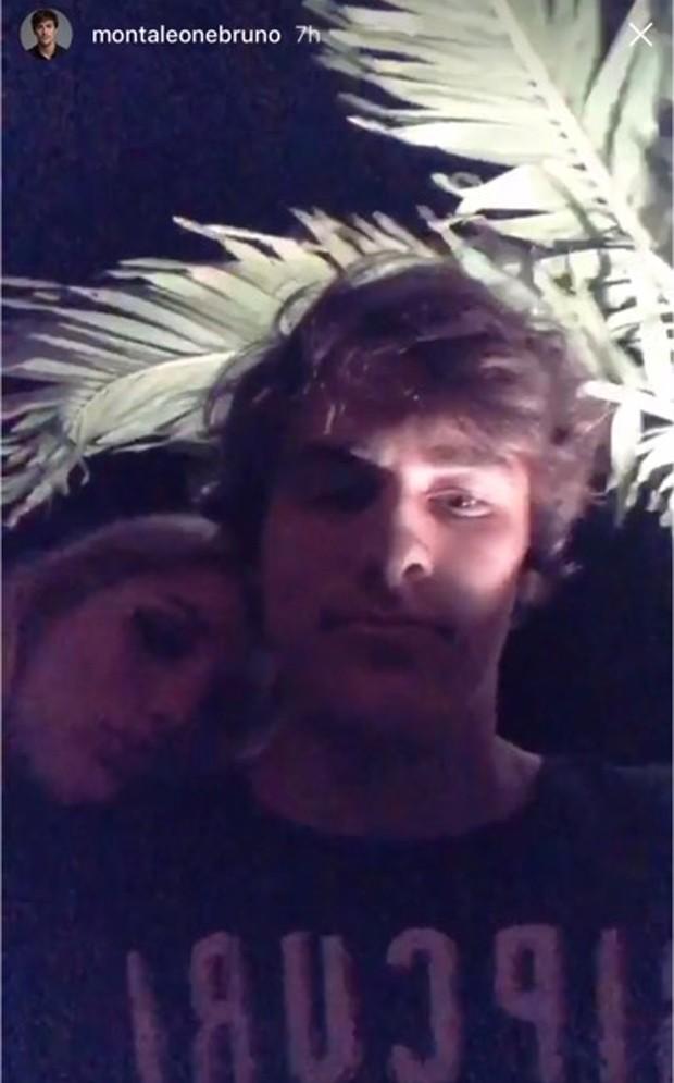 Sasha e Bruno Montaleone  (Foto: Reprodução/Instagram)