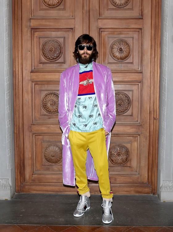 O até então desconhecido designer Alessandro Michele tem conquistado seu espaço no mundo fashion (Foto: Getty Image)