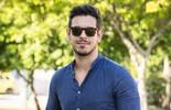 João Vicente recusa rótulo de galã: 'Não sou bonito, sou alto'