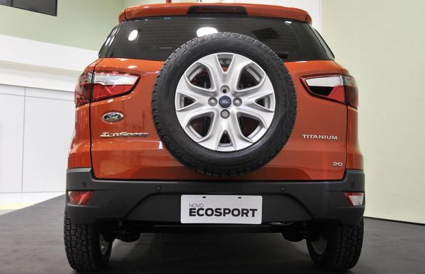 novo ford ecosport (Foto: Divulgação)