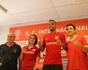 """Neris vê """"oportunidade única"""" no Inter e tentará seguir os passos de Lúcio"""