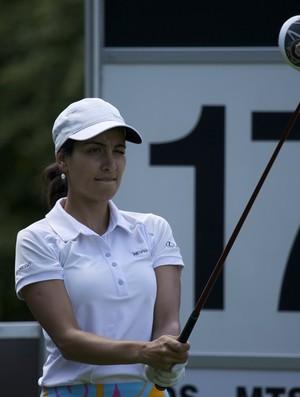 Victoria Lovelady golfe (Foto: Divulgação)