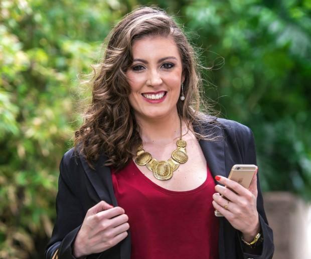 Roberta Lasnaux ganhou R$ 1 milhão ao fundar agência de marketing (Foto: Divulgação)