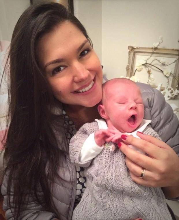 Thaís Fersoza e Melinda (Foto: Instagram / Reprodução)