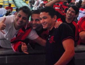 Ronaldo Angelim Flamengo x Goiás (Foto: Master Sports & Mkt)