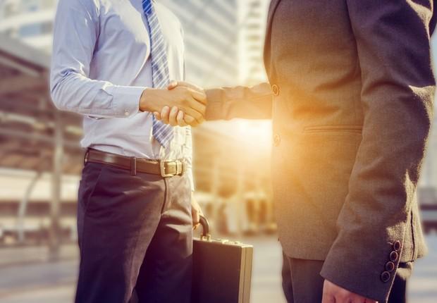 reunião - sócio - negócio - acordo - fundo - investimento - investir - contrato (Foto: Thinkstock)