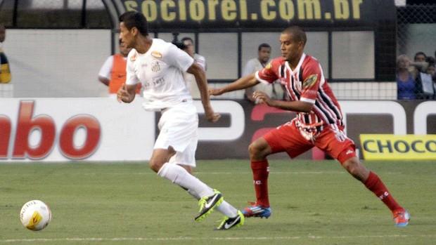 Volante Gilmak diz que time precisa esquecer a derrota (Foto: Rogério Moroti/Assessoria BFC)