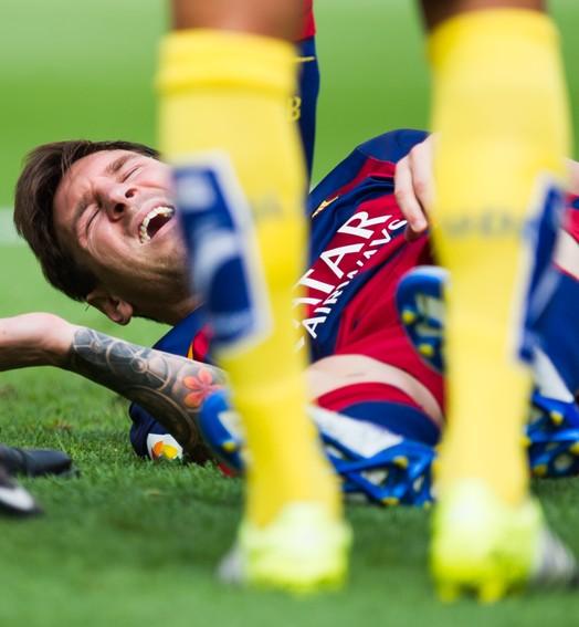 craque e réu (Agência Getty Images)