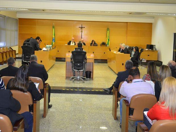 Tribunal de Contas de Sergipe (TCE) (Foto: Tássio Andrade/G1)