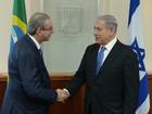 Comitiva de Cunha a Israel e Rússia tem mais 13 deputados e sete esposas