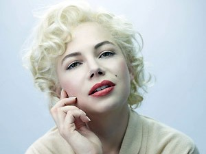 Michelle Williams como Marilyn Monroe em cena de 'My week with Marilyn' (Foto: Divulgação)