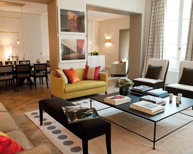 o lar de pierre frey neto de pierre frey casa vogue interiores. Black Bedroom Furniture Sets. Home Design Ideas