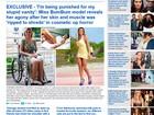 'Tenho vergonha dos buracos nas pernas', diz Urach a jornal inglês
