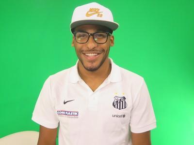 Joshua Santos (Foto: Bruno Giufrida)
