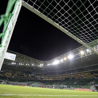 Arena Palmeiras Fluminense (Foto: Mauro Horita)