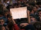 SP vive terceiro protesto em seis dias