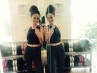 Claudia Ohana supera a falta de ânimo: 'Preguiça é o caramba!'