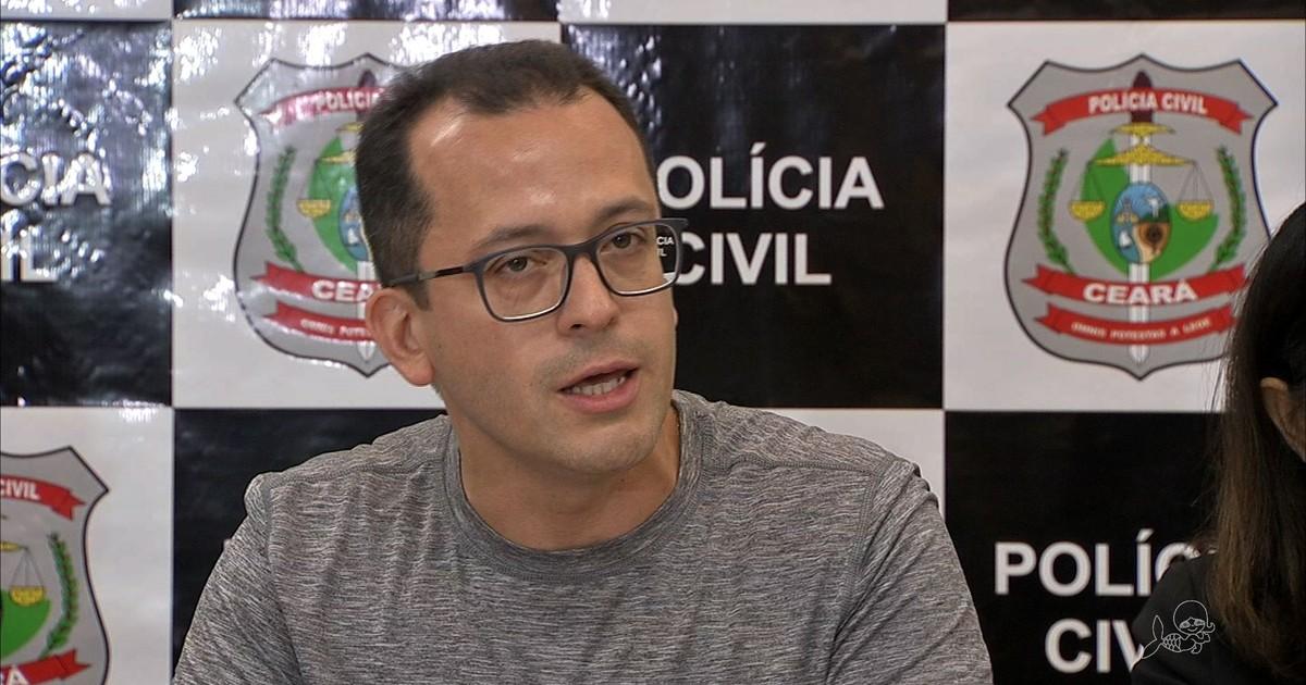 Resultado de imagem para secretário de Segurança do Ceará, André Costa