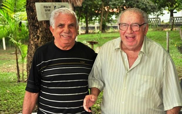 Carlos Zamith e Flaviano Limongi (Foto: Reprodução/Baú Velho)