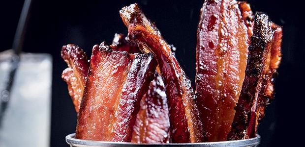 Bala de bacon (Foto: Foto Lucas Terribili / Divulgação)