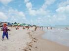 Seis praias devem ser evitadas no fim de semana na Paraíba, diz Sudema