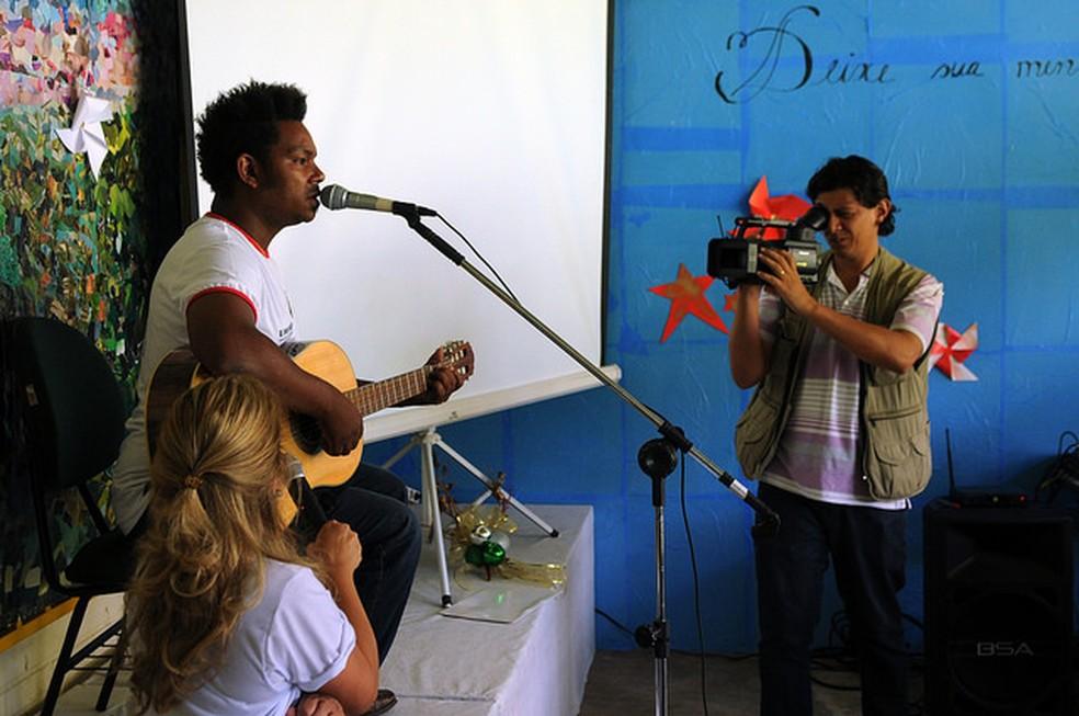 Formatura da Escola Meninos e Meninas do Parque (Foto: Gabriel Jabur/Agência Brasília)