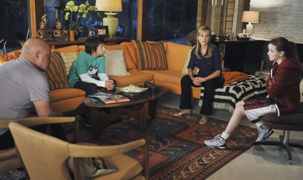 Depois de acidente, família percebe que tem superpoderes (Foto: Divulgação / Twentieth Century Fox)