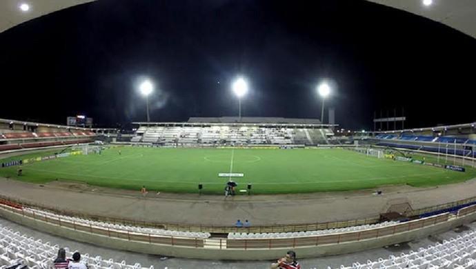 Estádio Rei Pelé, em Maceió (Foto: Ailton Cruz/ Gazeta de Alagoas)