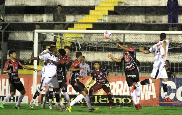 ASA x Joinville, em Arapiraca (Foto: Ailton Cruz/ Gazeta de Alagoas)
