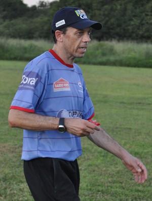 Partida contra o Parnahyba se decisiva para permanência de Fernando Tonet  (Foto: Renan Morais/GLOBOESPORTE.COM)